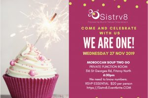Celebrate with Sistrv8 | Our 1 Year Launch Anniversary